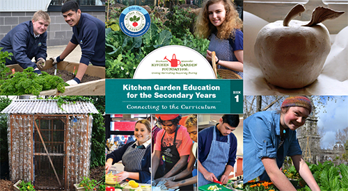 Kitchen Garden Education for the Secondary Years