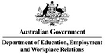 Department of Employment and Workplace Relations logo